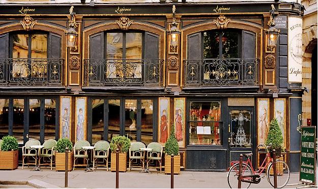 LAPEROUSE-LEFT_BANK_PARIS_FRANCE