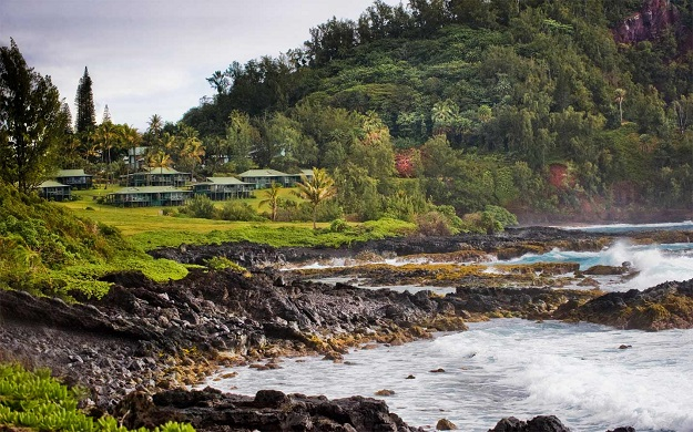 Travaasa Hana in Maui