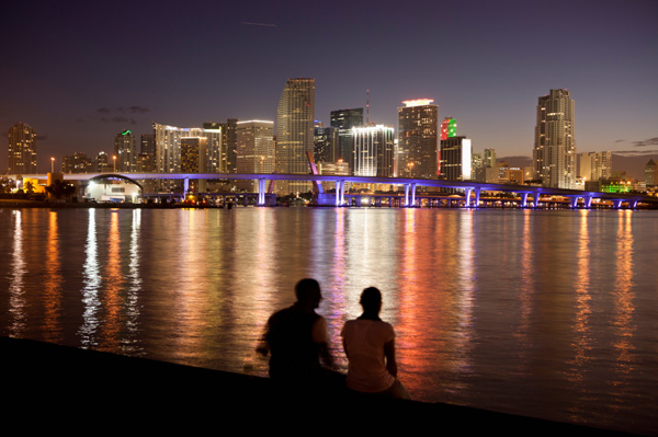 miami romantic things to do